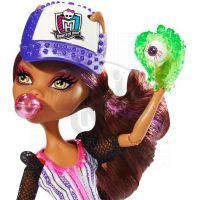 Mattel Monster High Sportovní příšerky - Clawdeen Wolf 4