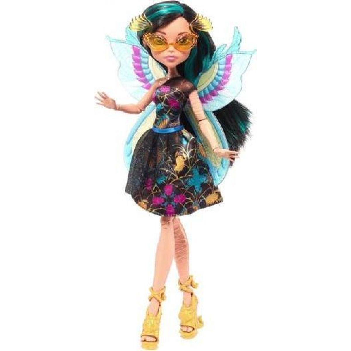 Mattel Bábika Monster High Straškouzelná Ghúlka Cleo De Nile