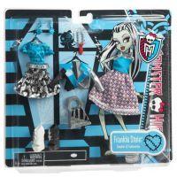 Monster High Y0585 Velká kolekce hadříků - Frankie Stein 2