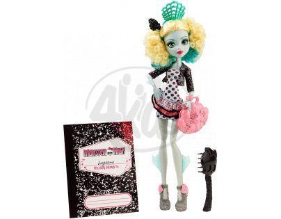 Mattel Monster High Výměnný program - Lagoona Blue