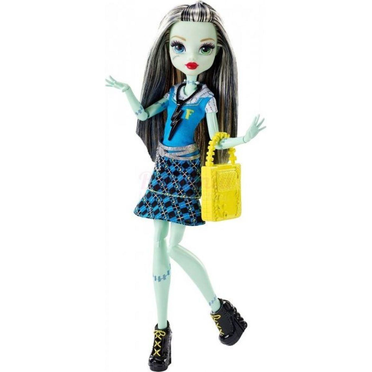 Mattel Monster High Základní Módní příšerka Frankie Stein