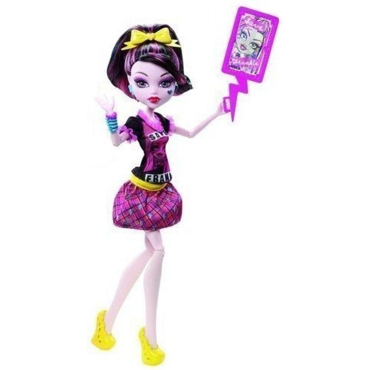 Mattel Monster High Záchranný tým - Draculaura