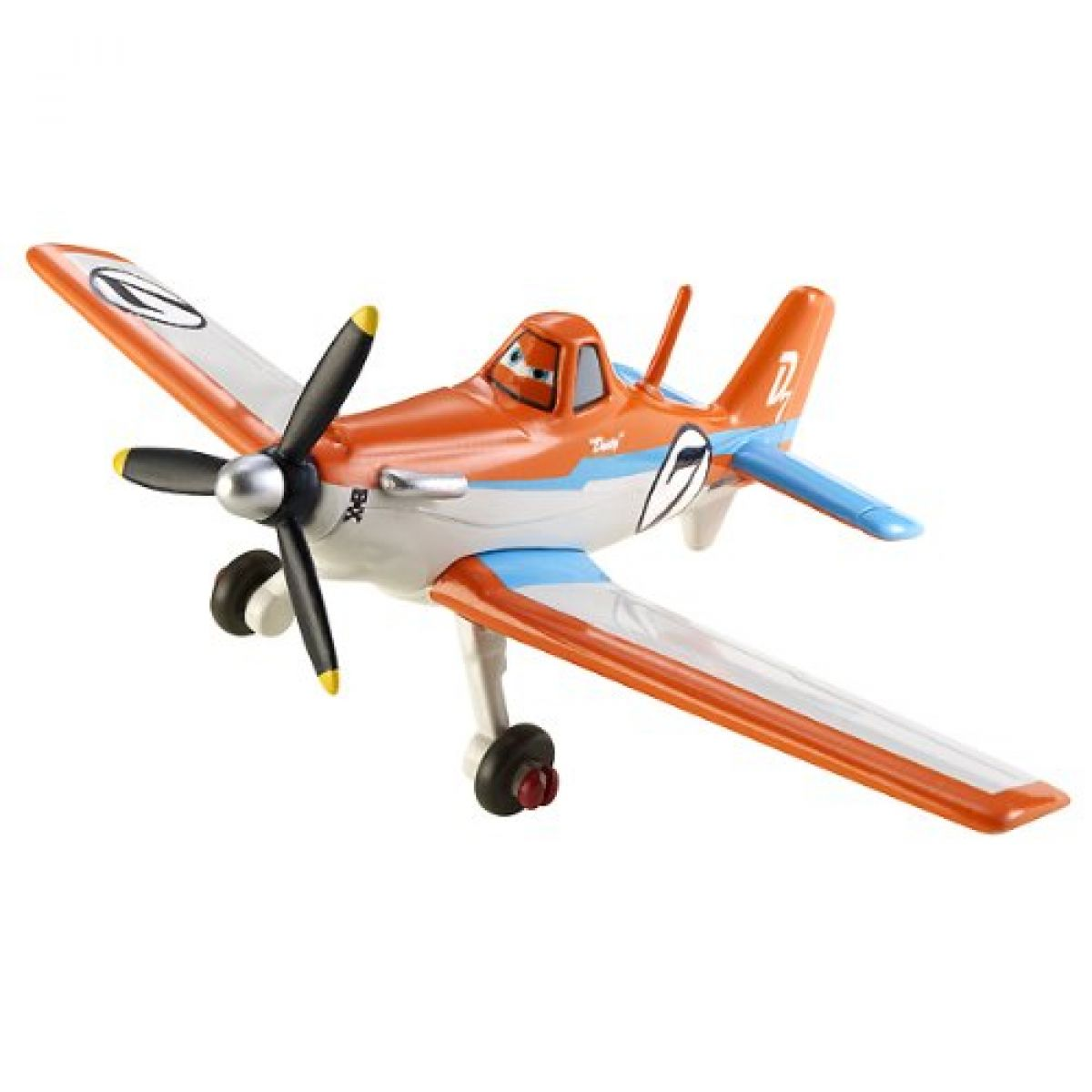 Mattel Planes Letadla X9459 - Dusty