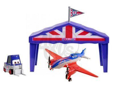 Mattel Planes Letadla - Bulldog
