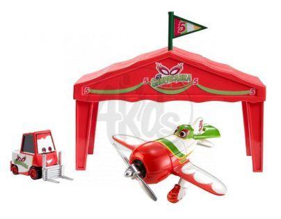 Mattel Planes Letadla - El Chupacabra