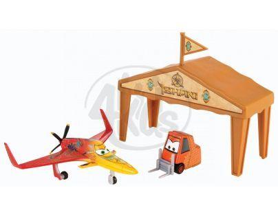 Mattel Planes Letadla - Ishany
