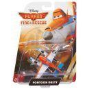 Mattel Planes Letadla hasiči a záchranáři - Pontoon Dusty 2