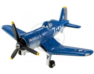 Mattel Planes Letadla hasiči a záchranáři - Skipper