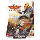 Mattel Planes Letadla hasiči a záchranáři - Supercharged Dusty 2