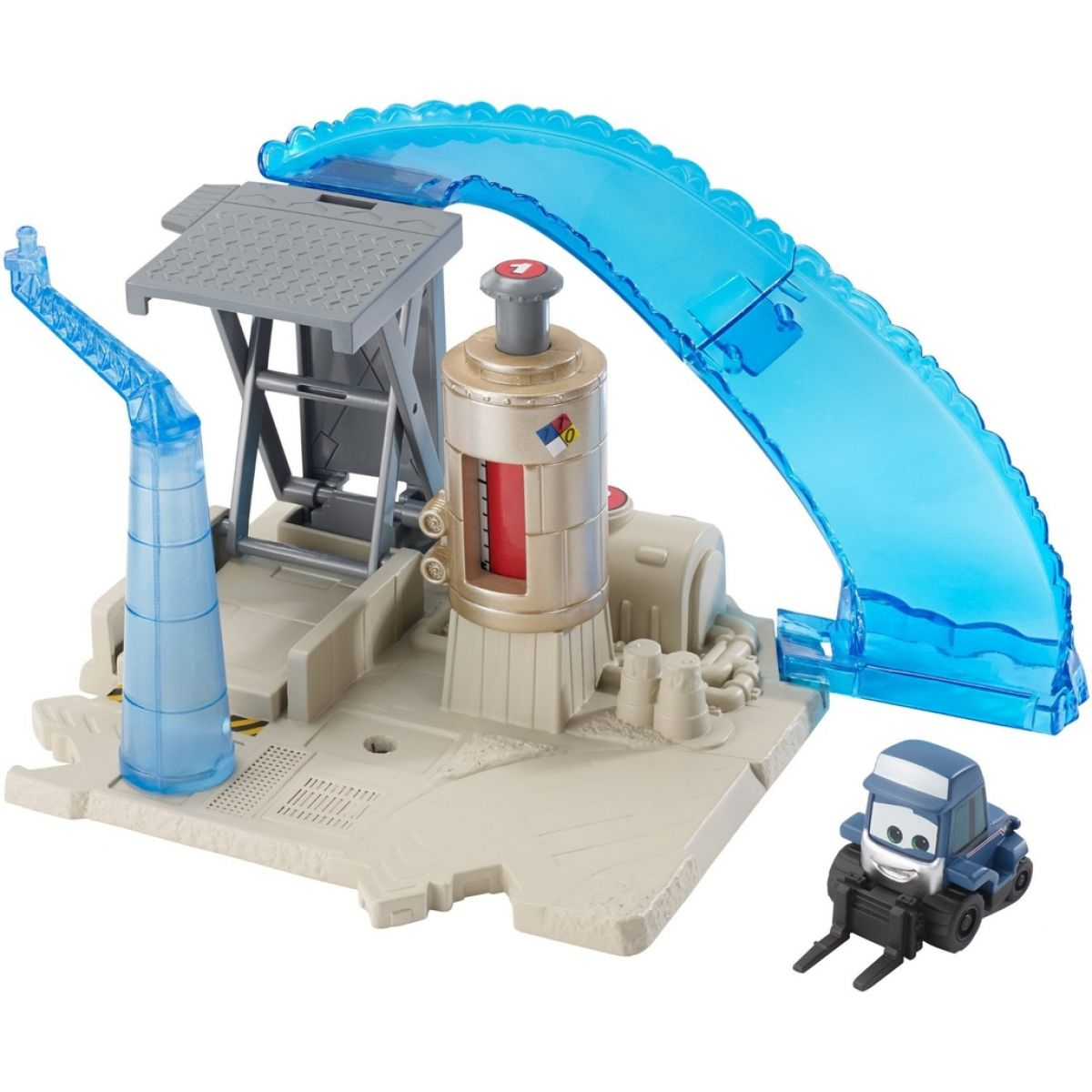 Mattel Planes Požární trénink - Čerpací stanice
