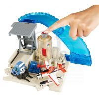 Mattel Planes Požární trénink - Čerpací stanice 2