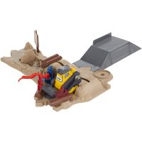 Mattel Planes Požární trénink - Výcviková základna 3