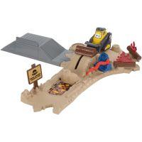 Mattel Planes Požární trénink - Výcviková základna 4