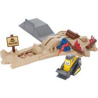 Mattel Planes Požární trénink - Výcviková základna 6
