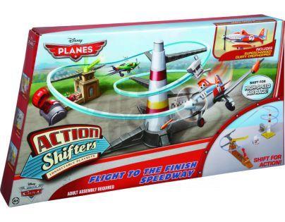 Mattel Planes set let do cíle BHW89
