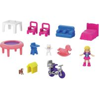 Mattel Polly pocket Domeček Polly 2