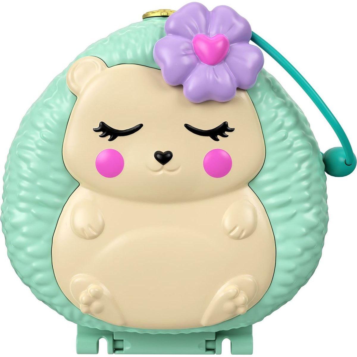 Mattel Polly Pocket pidi svet do vrecka ježia kaviareň