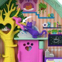 Mattel Polly Pocket pidi svet do vrecka ježia kaviareň 4