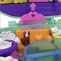 Mattel Polly Pocket pidi svet do vrecka ježia kaviareň 6