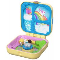 Mattel Polly Pocket Pidi svět v krabičce Unicorn Utopia