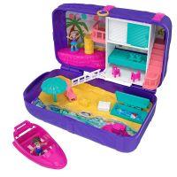 Mattel Polly Pocket Tajná místa Beach Vibes