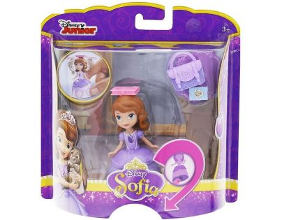 Mattel Sofie oživlé figurky - Sofie s knihou
