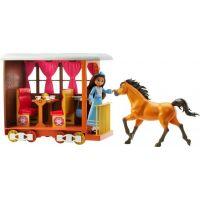 Mattel Spirit domov lucky