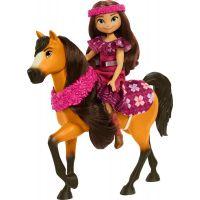 Mattel Spirit festival panenka a koník Lucky a Spirit