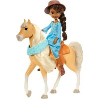 Mattel Spirit festival panenka a koník Prudence Granger a Chica Linda