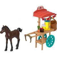 Mattel Spirit festival Tmavě hnědý kůň