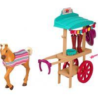 Mattel Spirit festival Světle hnědý kůň