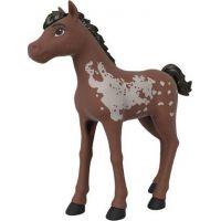 Mattel Spirit hříbátka a přátelé tmavě hnědý