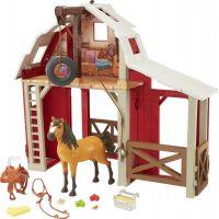 Mattel Spirit Stajňa herný set