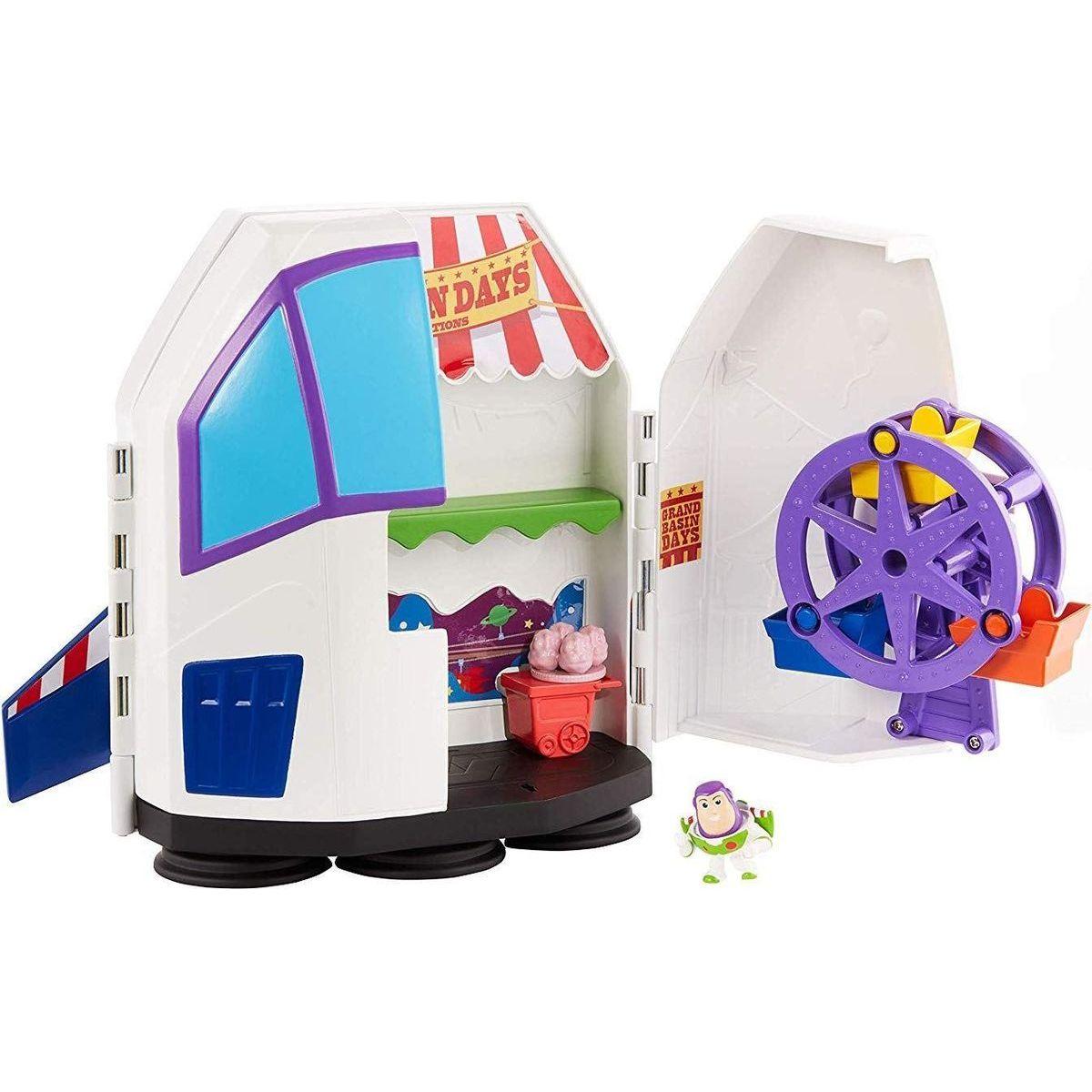 Mattel Toy story 4 minifigurka herní set