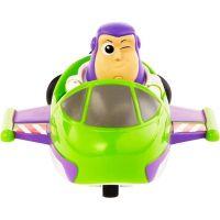 Mattel Toy story 4 minifigurka s vozidlem Buzz Lightyer a Spaceship 3