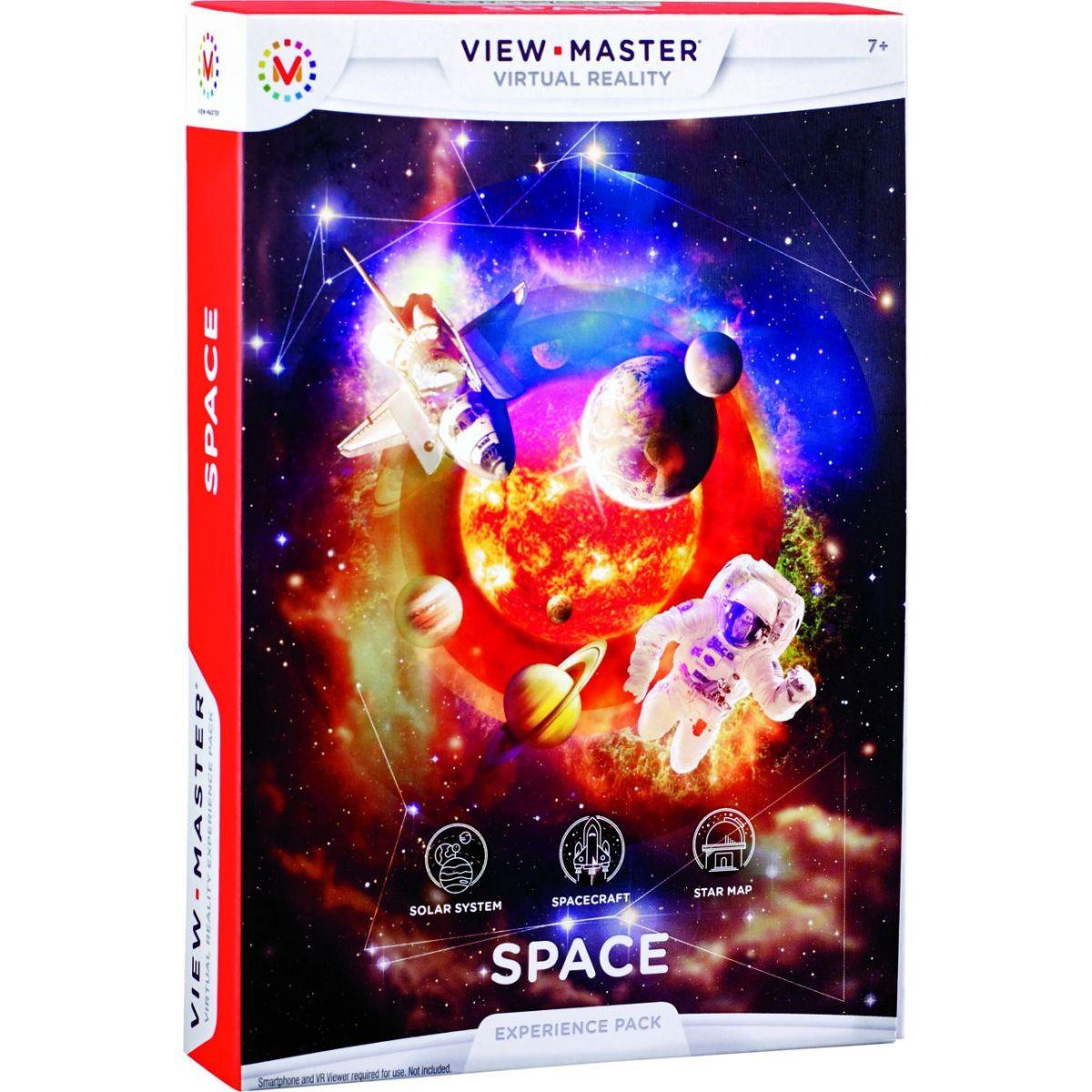 Mattel View Master zážitkový balíček Vesmír