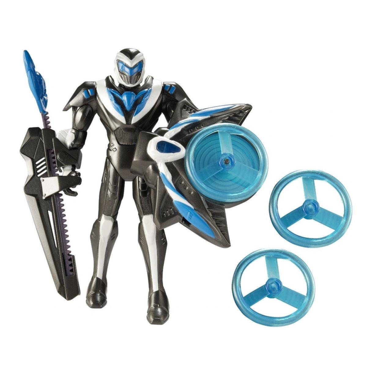 Max Steel Týmové figurky Mattel Y9507 - MAX STEEL BCH12