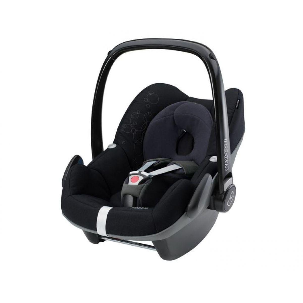 Autosedačka Maxi-Cosi Pebble Total Black 0-13 kg