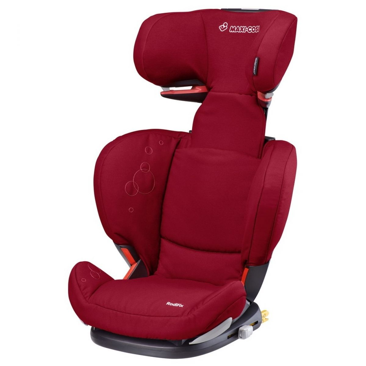 Autosedačka Maxi-Cosi RodiFix Raspberry Red 15-36 kg