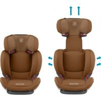 Maxi Cosi RodiFix AirProtect autosedačka Authentic Cognac