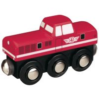MAXIM 50815 - Dieselová lokomotiva - červená