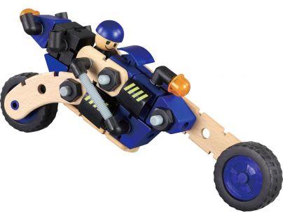 MAXIM 53267 - Motorka-dřevěná stavebnice