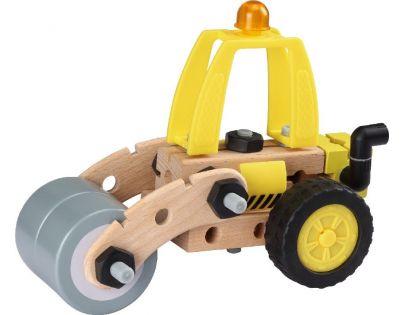 MAXIM 53259 - Silniční válec-dřevěná stavebnice