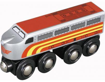 MAXIM 50489 - Lokomotiva - Santa Fe