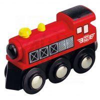Maxim 50399 - Parní lokomotiva - červená