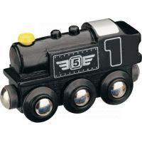 MAXIM 50816 - Parní lokomotiva - černá