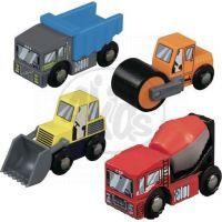 Stavební auta MAXIM 52135