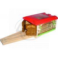 MAXIM 50940 - Střední depo s dveřmi