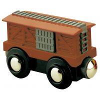 Maxim Vagón pro převoz dobytka