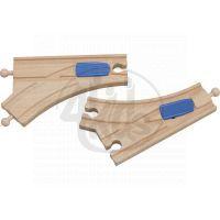 MAXIM 50957 - Výhybka - přehazovací 2kusy